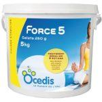 chlore force 5 sardo materiaux